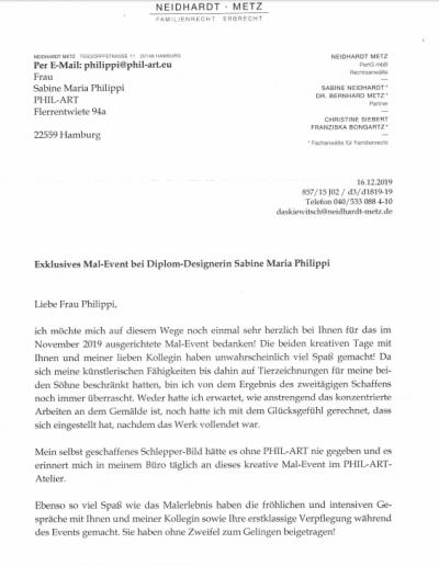 Herrn Dr. Bernhard Metz